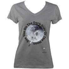 Load image into Gallery viewer, See You On The Dark Side Of The Moon - V-Neck