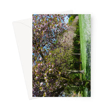 Load image into Gallery viewer, Spring Blossom Greeting Card
