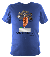 Load image into Gallery viewer, Bullshit Detector - Super Soft Heavy Tee