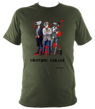 Load image into Gallery viewer, Control Freaks - Super Soft Heavy Tee