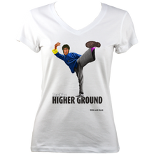 Load image into Gallery viewer, Higher Ground - V-Neck