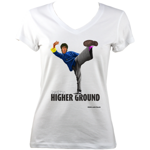 Higher Ground - V-Neck