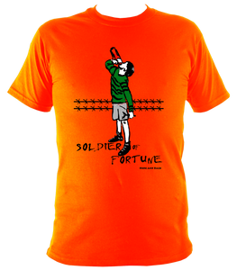 Soldier Of Fortune - Super Soft Heavy Tee