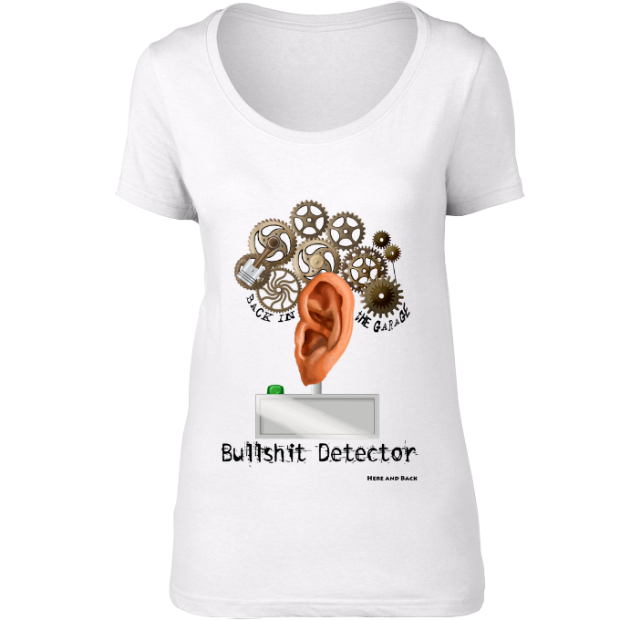 Bullshit Detector - Ladies Scoop