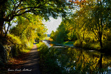 Load image into Gallery viewer, Union Canal (oil) Greeting Card