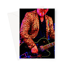 Load image into Gallery viewer, Rock n Roll Greeting Card