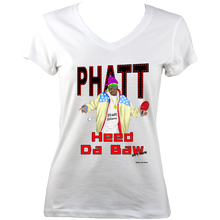 Load image into Gallery viewer, Phatt Slam - Heed Da Baw - V-Neck