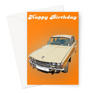 Rover Birthday Greeting Card