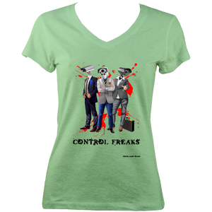 Control Freaks - V-Neck