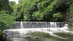 Cramond Waterfall