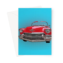 Load image into Gallery viewer, Cadillac Greeting Card