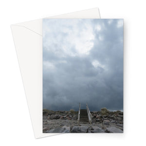 Stairway To Heaven - Greeting Card
