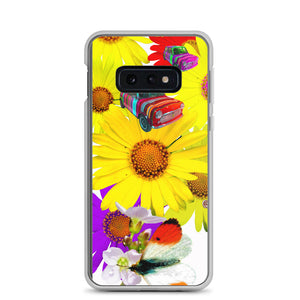 Sonic Birds - Samsung Case