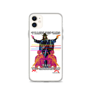 Praise The Lord - iPhone Case