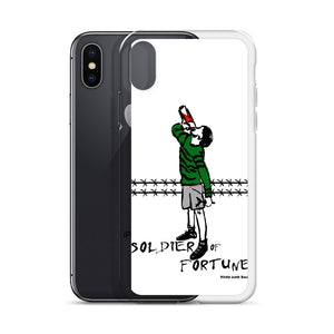 Soldier Of Fortune - iPhone Case