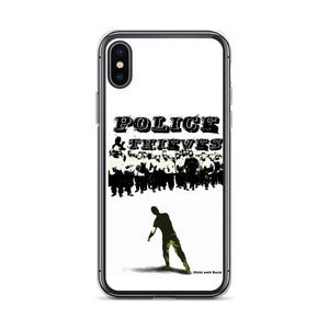Police & Thieves - iPhone Case