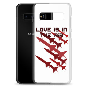 Love Is In The Air - Samsung Case