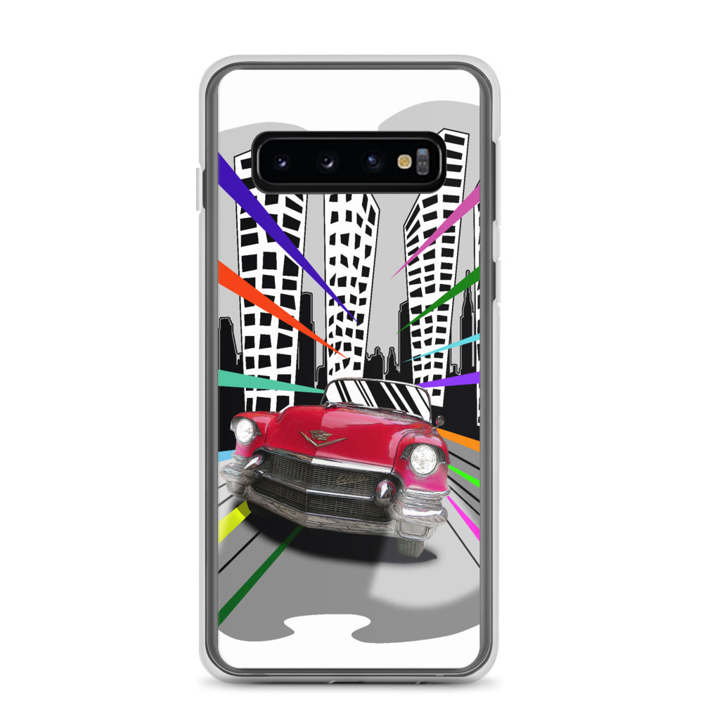 Red Cadillac - Samsung Case