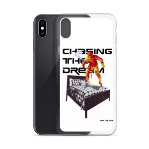 Chasing The Dream - iPhone Case