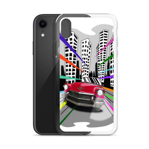 Red Cadillac - iPhone Case