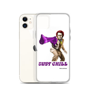 Just Chill - iPhone Case