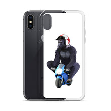 Load image into Gallery viewer, Gorilla Biker - iPhone Case