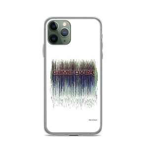 Game Over - iPhone Case