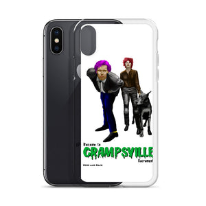 Welcome to Crampsville - iPhone Case