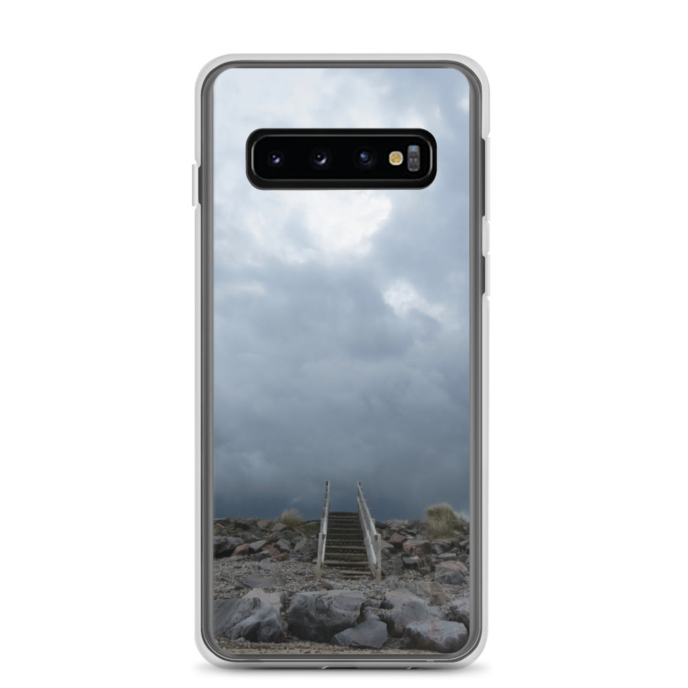 Findhorn Clouds - Samsung Case