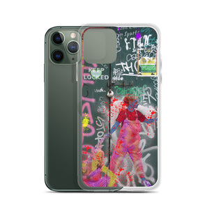Love Comes - iPhone Case