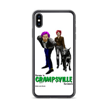 Load image into Gallery viewer, Welcome to Crampsville - iPhone Case
