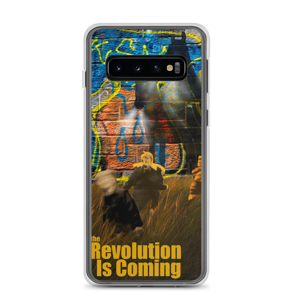 The Revolution Is Coming - Samsung Case