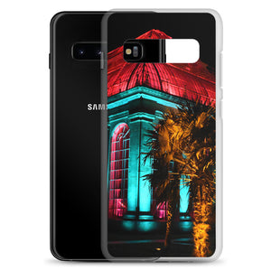 Edinburgh Botanical Lights #1 - Samsung Case