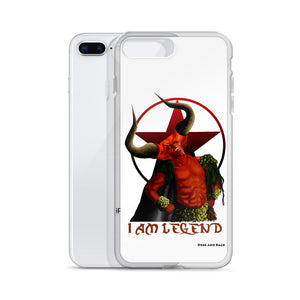 I Am Legend - iPhone Case