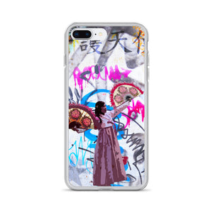 Guardian Angel - iPhone Case