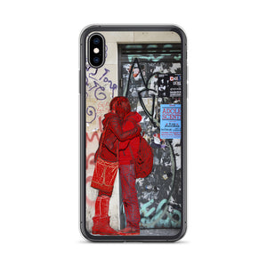 My Heart Goes Boom - iPhone Case