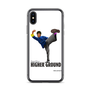 Higher Ground - iPhone Case