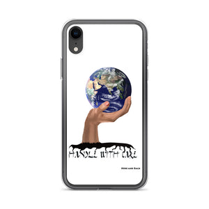 Handle With Care - iPhone Case