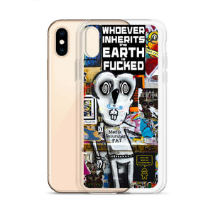 Inherit The Earth - iPhone Case