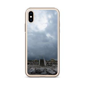 Findhorn Clouds - iPhone Case