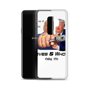 Thieves & Whores - Samsung Case
