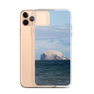 Berwick Rock - iPhone Case