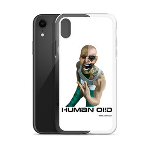 Human Oi!d - iPhone Case