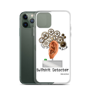 Bullshit Detector - iPhone Case