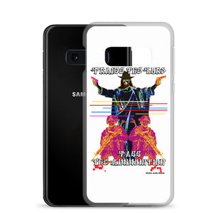 Praise The Lord - Samsung Case