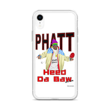Load image into Gallery viewer, Phatt Slam - Heed Da Baw - iPhone Case