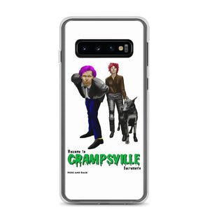 Welcome to Crampsville - Samsung Case