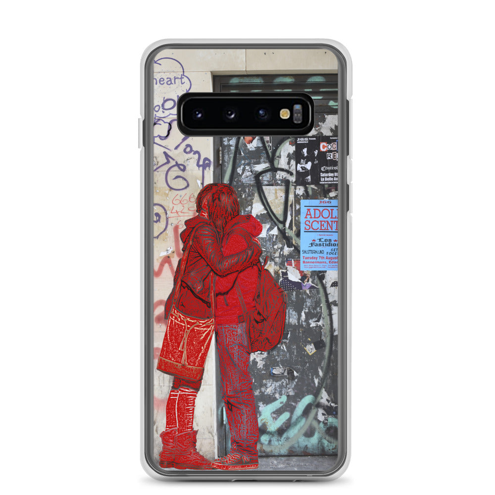 My Heart Goes Boom - Samsung Case