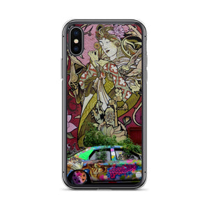 Karma Kar - iPhone Case
