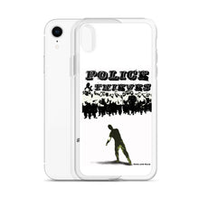 Load image into Gallery viewer, Police & Thieves - iPhone Case